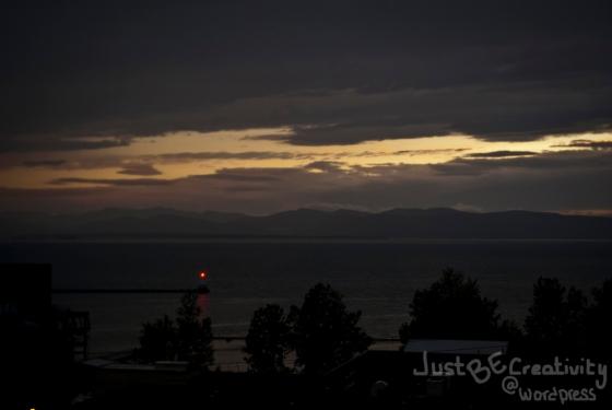 Dusk. Wednesday, August 8, 2012