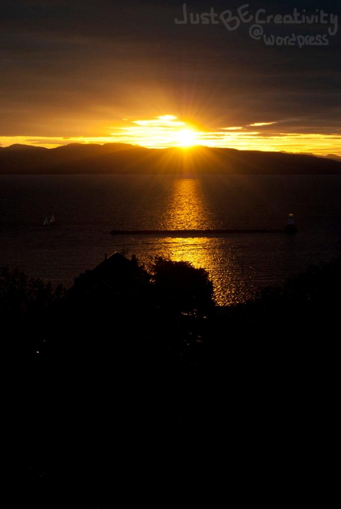 Sun-Kissed AdirondackTuesday, October 9, 2012