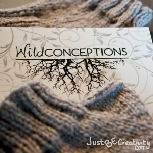 I've also been working on my logo for WildConceptions.